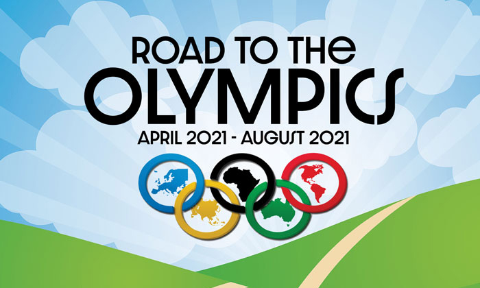 Road to the Olympics Image